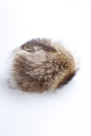 mütze Waschbär-Optik