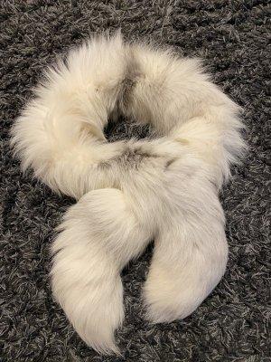 Casual Cravat white-grey