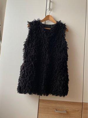 Only Fur vest black