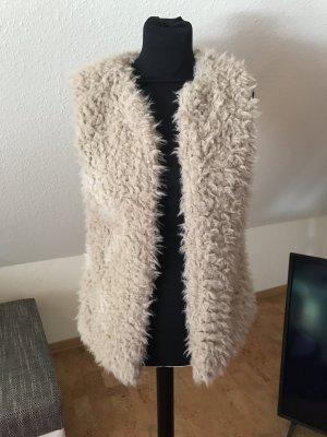 Ichi Fur vest multicolored