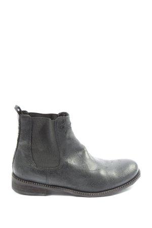 Felmini Chelsea Boots schwarz Casual-Look