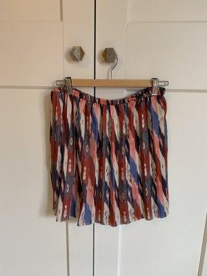 Isabel Marant Étoile Silk Skirt multicolored
