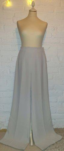 H&M Spodnie Marlena jasnobeżowy