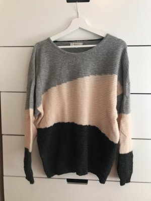 Selected Femme Oversized Sweater multicolored