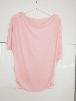 Feminines Shirt rosé