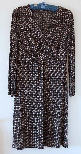 feminines Shirtkleid aus hochwertigem Viskosejersey Gr.42 von Ashley Brooke