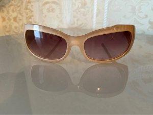 Fendi Gafas color oro-marrón arena