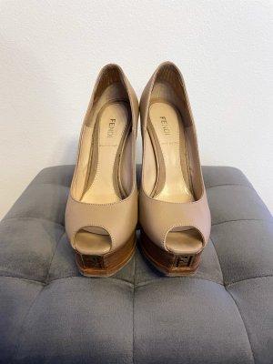 Fendi Absatz Schuhe Stöckelschuhe - Größe 36