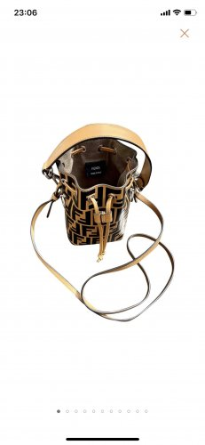 Fendi Bucket-Bag Mon Trésor Mini