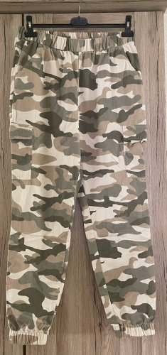 Fendi Cargohose Camouflage L