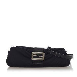 Fendi Cotton Crossbody Bag