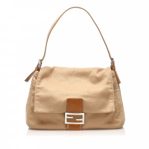 Fendi Cotton Mamma Baguette
