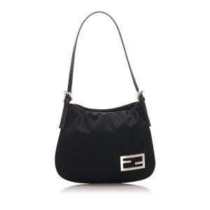 Fendi Cotton Shoulder Bag