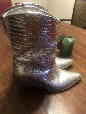 Fendi Cowboy Stiefel