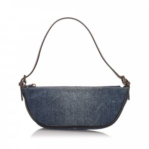 Fendi Denim Baguette