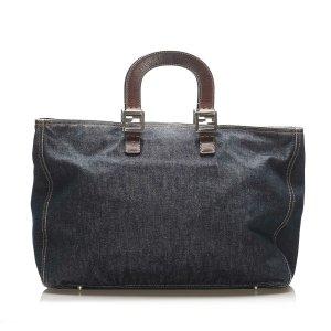 Fendi Denim Handbag