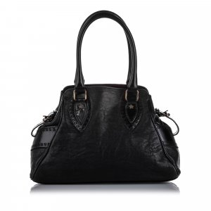 Fendi Du Jour Leather Handbag
