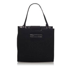 Fendi Fabric Tote Bag