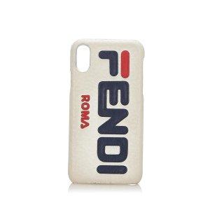 Fendi FendiMania iPhone X Case