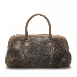 Fendi Fur Handbag