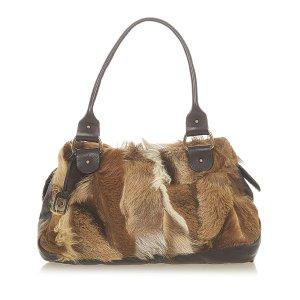 Fendi Fur Shoulder Bag