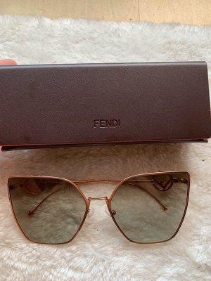 Fendi Gold Copp Sonnenbrille