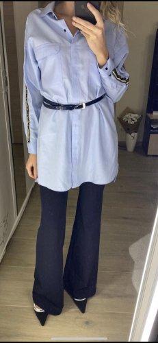 Fendi Hemd Bluse Kleid Hemdkleid oversize