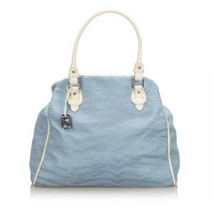 Fendi Jacquard Shoulder Bag