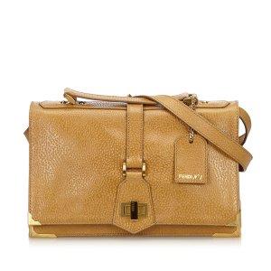 Fendi Leather Classico No. 1 Satchel