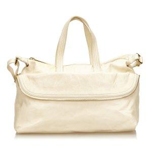 Fendi Leather Shoulder Bag
