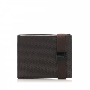 Fendi Leather Small Wallet
