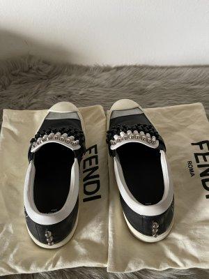 Fendi Leder Schuhe