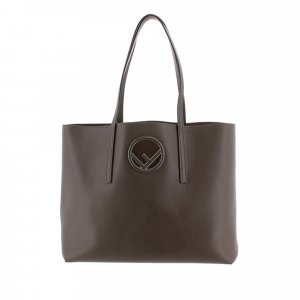 Fendi Logo Shopper