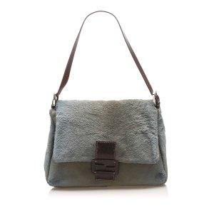 Fendi Mamma Forever Fur Shoulder Bag