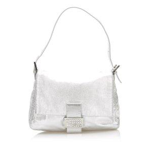 Fendi Mamma Forever Patent Leather Shoulder Bag