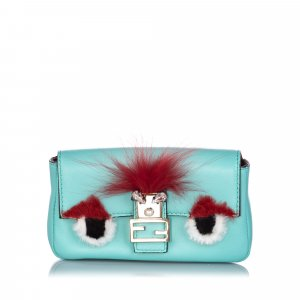 Fendi Micro Monster Baguette