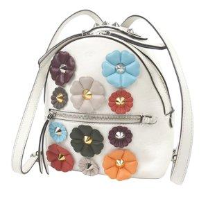 Fendi Mini By The Way Flowerland Backpack