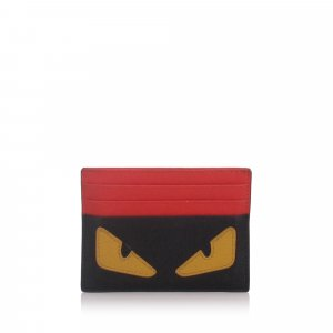 Fendi Monster Card Holder