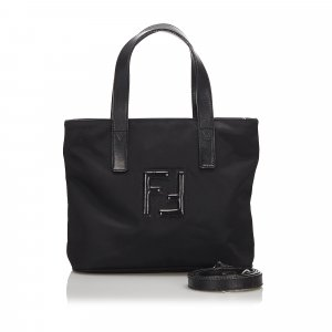 Fendi Nylon Satchel