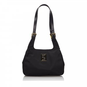 Fendi Nylon Shoulder Bag