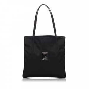 Fendi Nylon Tote Bag