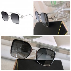 Fendi Oversize Sonnenbrille - Neu