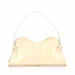 Fendi Patent Leather Baguette