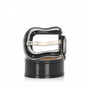Fendi Patent Leather Belt