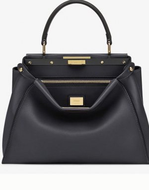 Fendi College Bag black