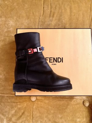 Fendi Peekaboo Boots