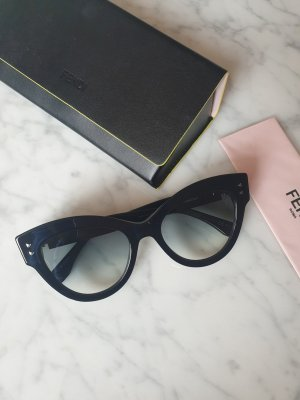 Fendi Peekaboo Cat Eye Sonnenbrille