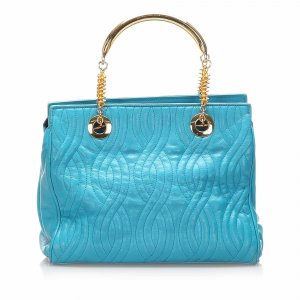 Fendi Quilted Leather Handbag