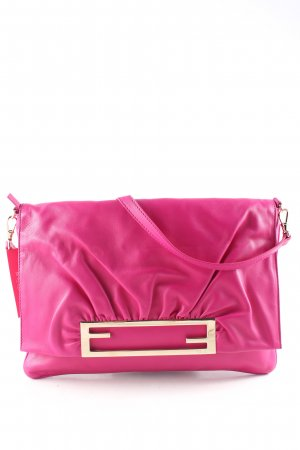 Fendi Schultertasche pink Casual-Look