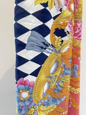 Fendi Bufanda de seda multicolor